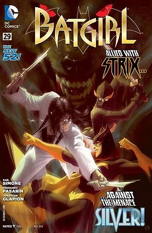 Batgirl (2011-) #29
