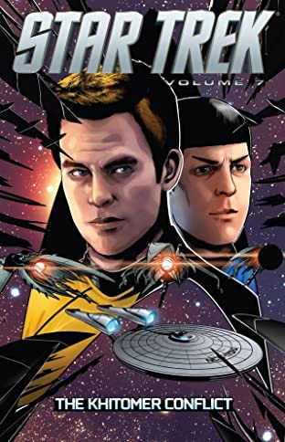 Star Trek (2011-) Vol. 7