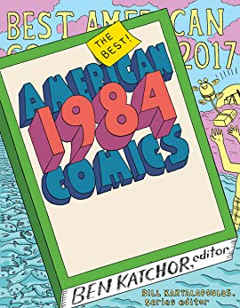 The Best American Comics 2017