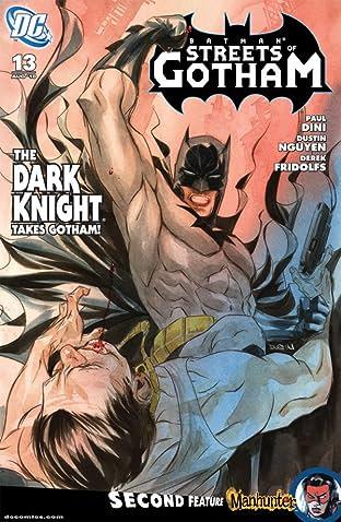Batman: Streets of Gotham No.13