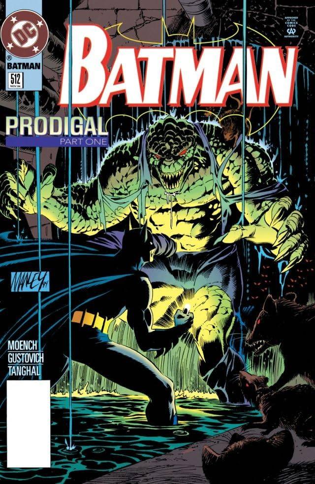 Batman (1940-2011) #512