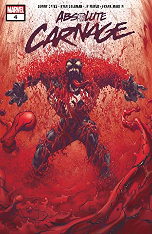 Absolute Carnage (2019) No.4 (sur 5)