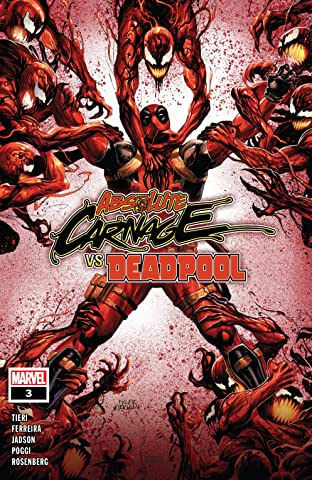 Absolute Carnage vs. Deadpool (2019) No.3 (sur 3)