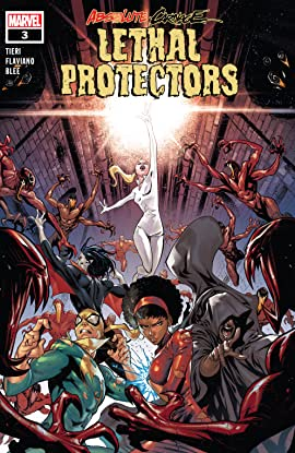 Absolute Carnage: Lethal Protectors (2019) #3 (of 3)