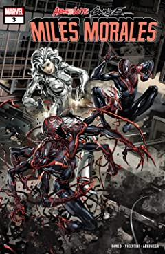 Absolute Carnage: Miles Morales (2019) No.3 (sur 3)