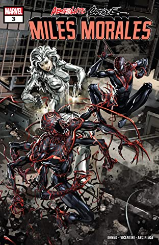 Absolute Carnage: Miles Morales (2019) #3 (of 3)