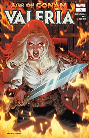 Age Of Conan: Valeria (2019) No.3 (sur 5)