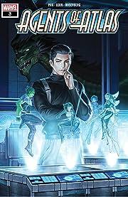 Agents Of Atlas (2019) #3 (of 5)