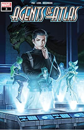 Agents Of Atlas (2019) #3 (of 5)