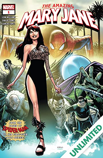 Amazing Mary Jane (2019-) #1