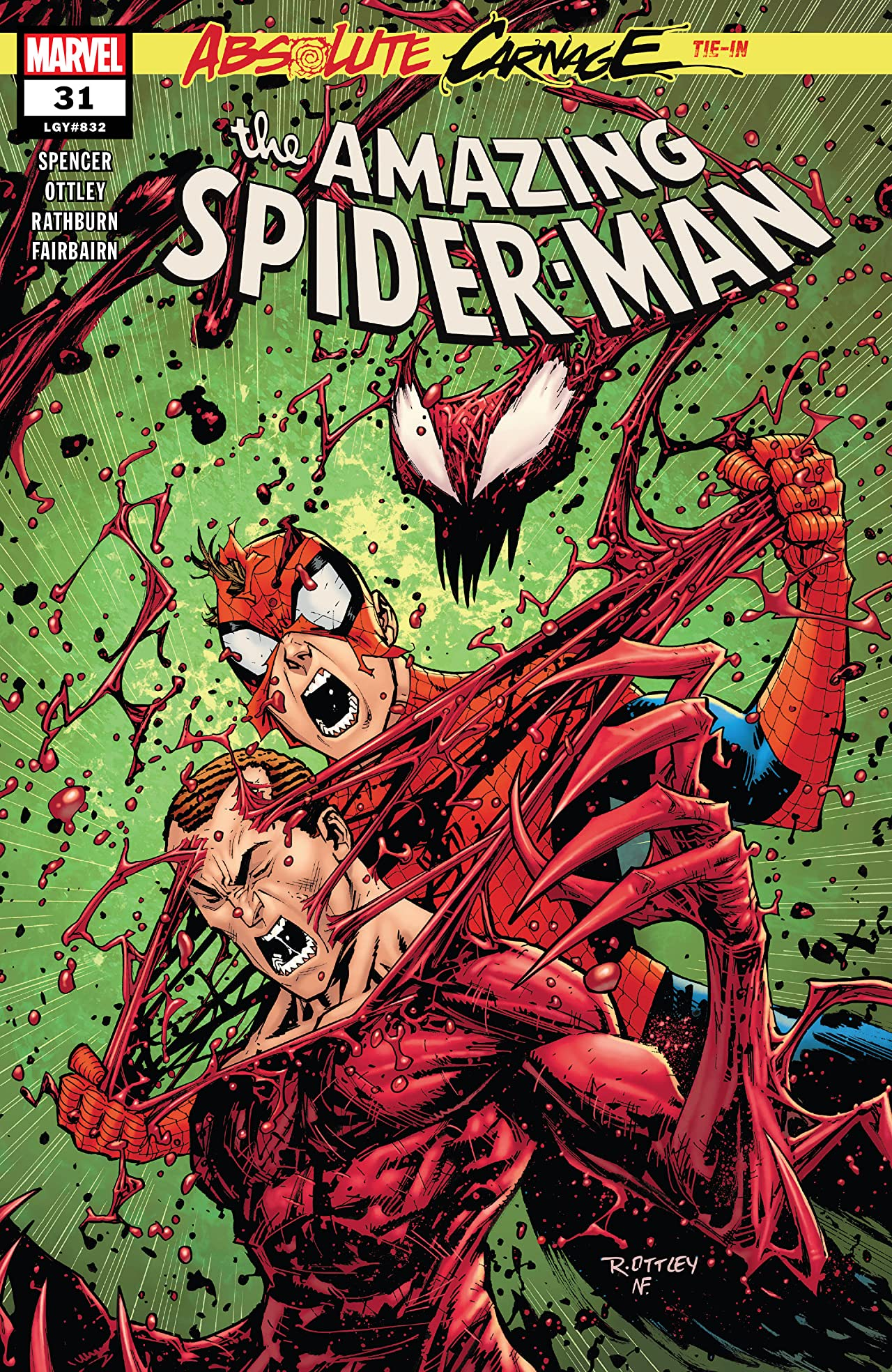 Amazing Spider-Man (2018-) No.31