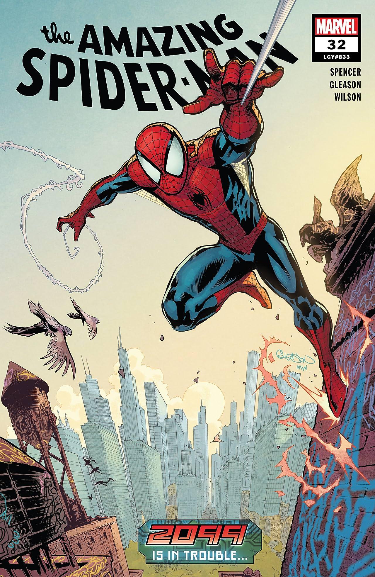 Amazing Spider-Man (2018-) No.32