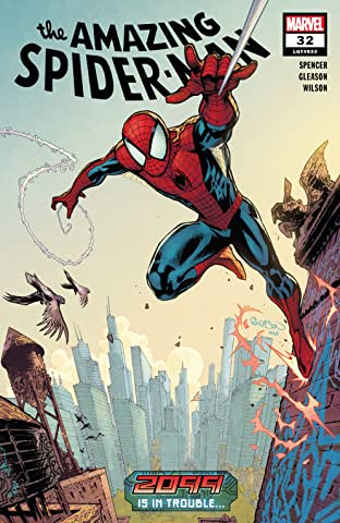 Amazing Spider-Man (2018-) #32
