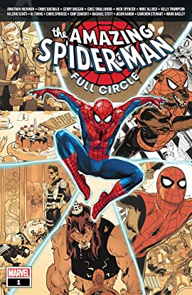 Amazing Spider-Man: Full Circle (2019) #1