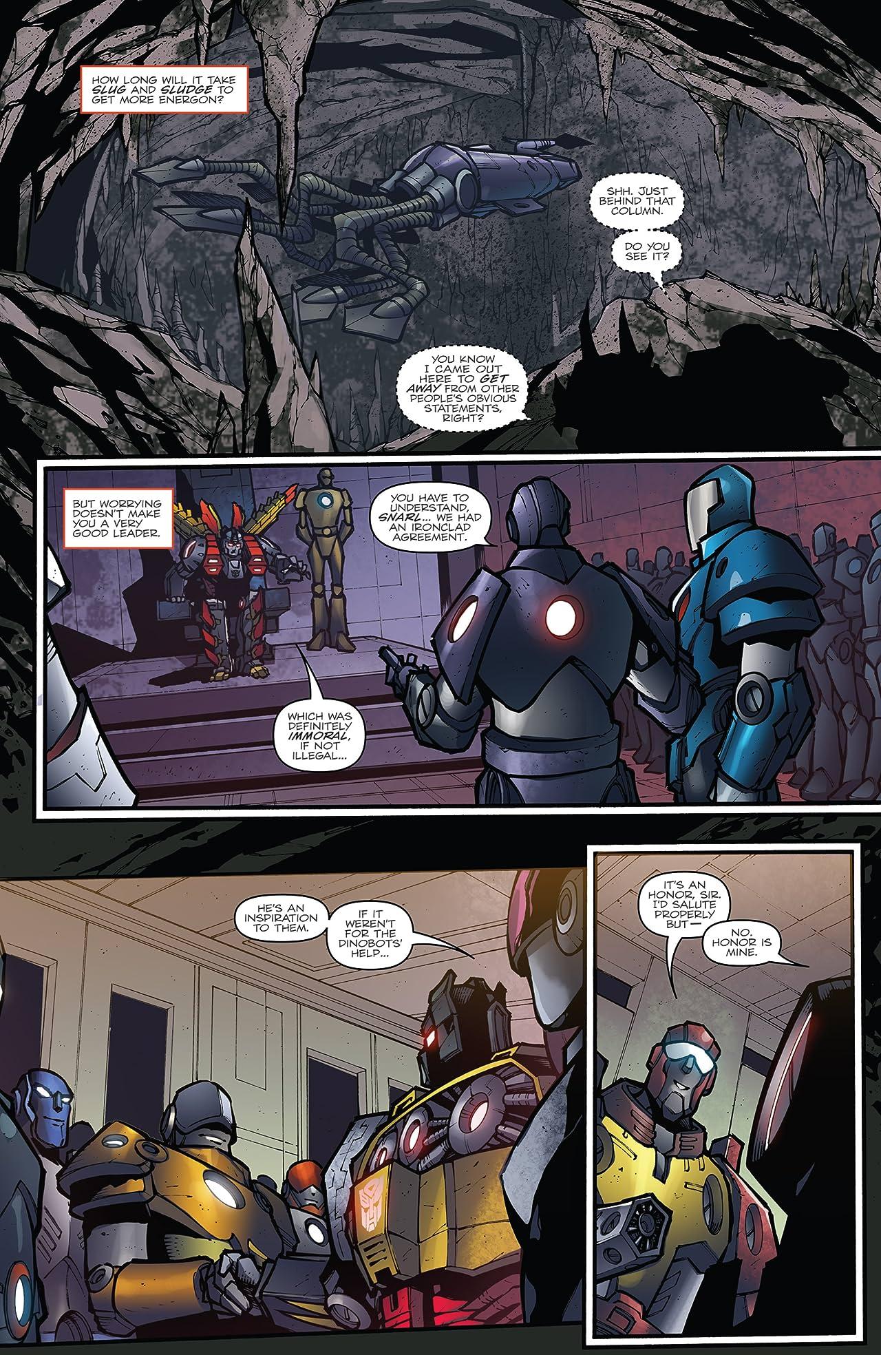 Transformers: Prime - Beast Hunters Vol. 2