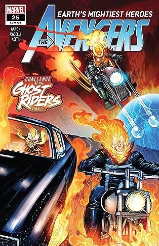 Avengers (2018-) #25