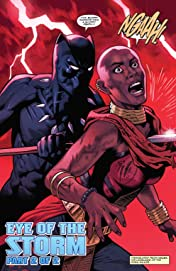 Black Panther And The Agents Of Wakanda (2019-) #2