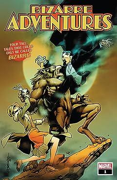 Bizarre Adventures (2019) #1