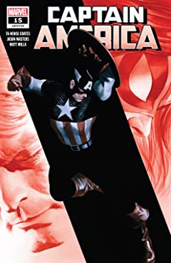 Captain America (2018-) No.15