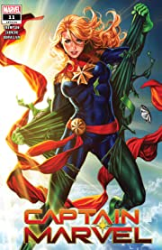 Captain Marvel (2019-) #11