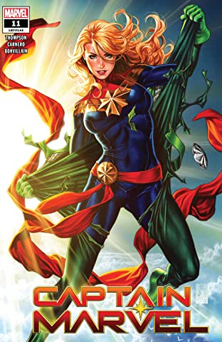 Captain Marvel (2019-) No.11