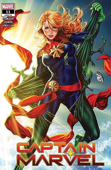 Captain Marvel (2019-) #11
