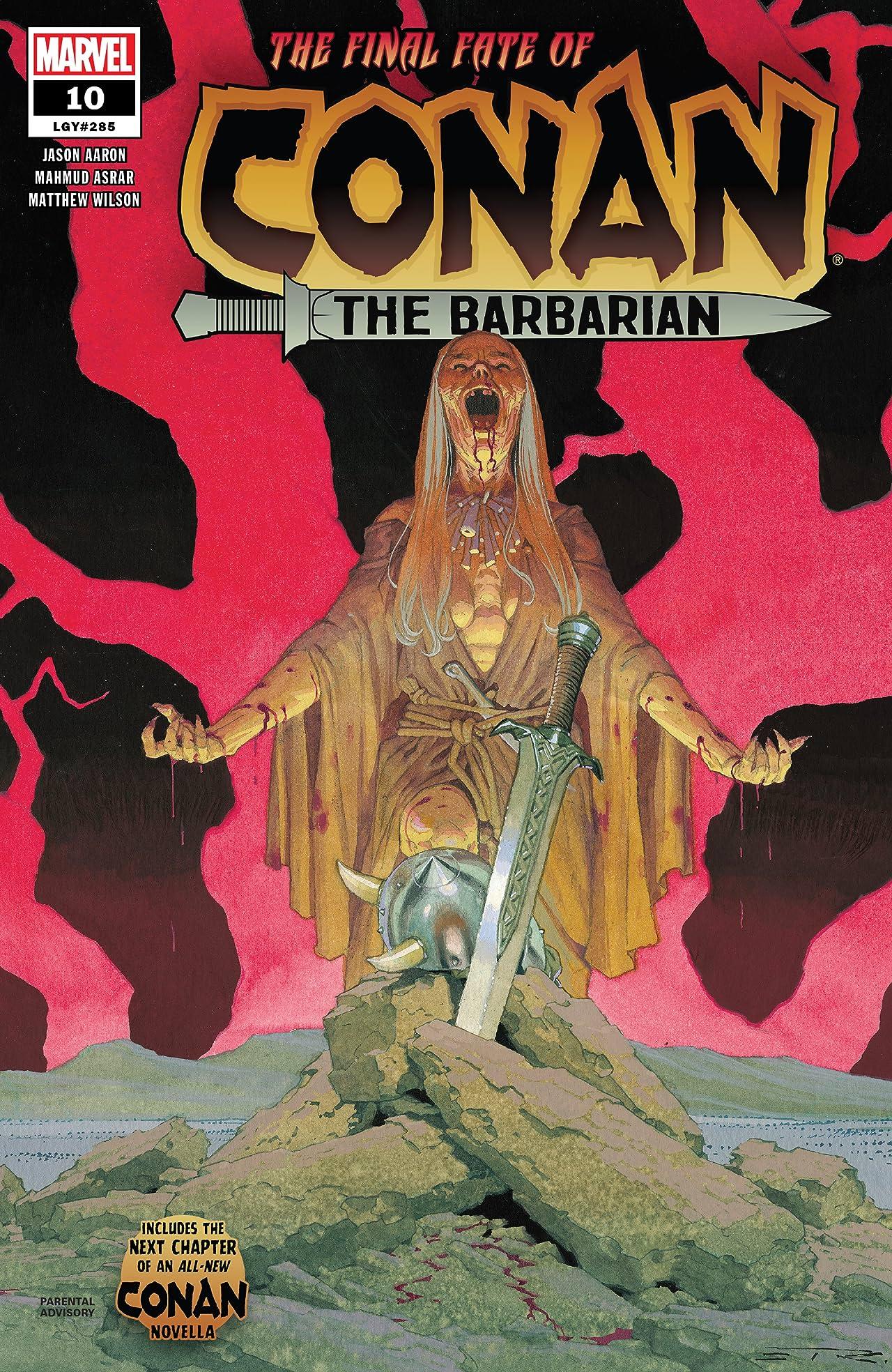 Conan The Barbarian (2019-) #10