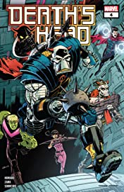 Death's Head (2019) #4 (of 4)