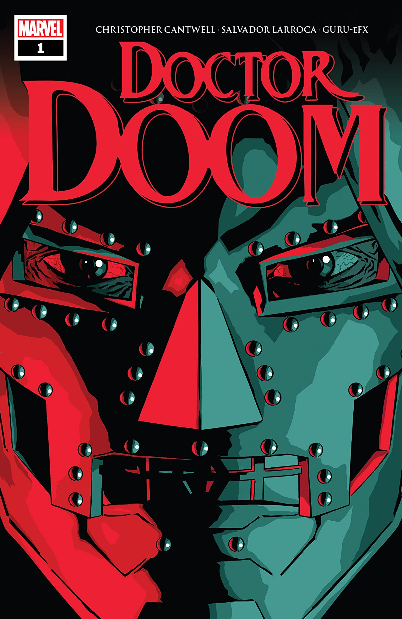 Doctor Doom (2019-) No.1