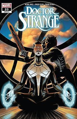 Doctor Strange (2018-2019) #20