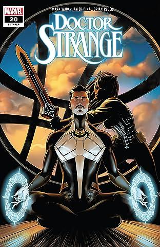 Doctor Strange (2018-) #20