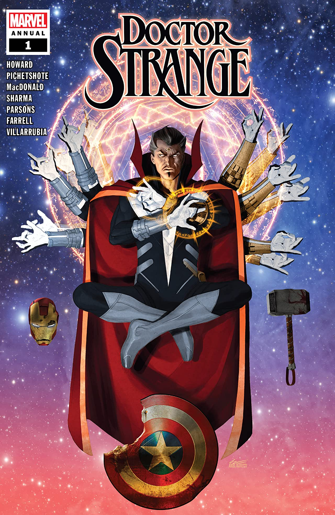 Doctor Strange (2018-) Annual No.1