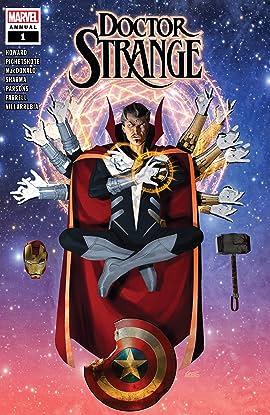 Doctor Strange (2018-2019) Annual #1
