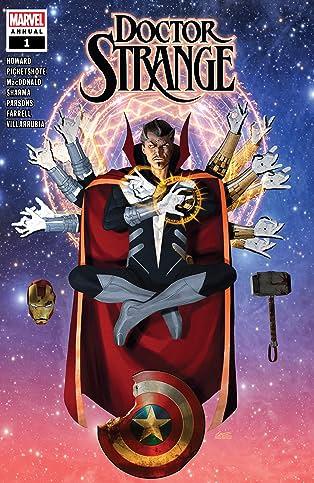 Doctor Strange (2018-) Annual #1