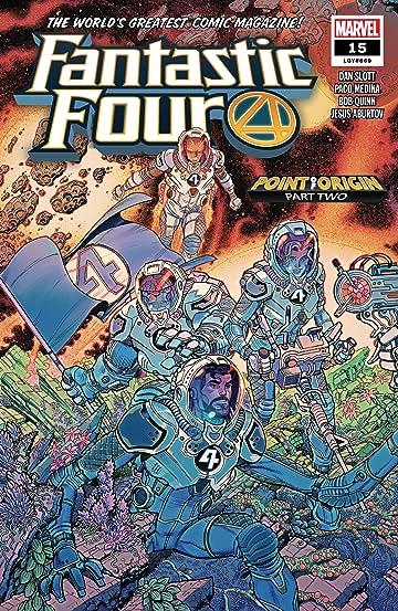 Fantastic Four (2018-) #15