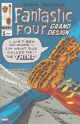 Fantastic Four: Grand Design (2019) #1 (of 2)