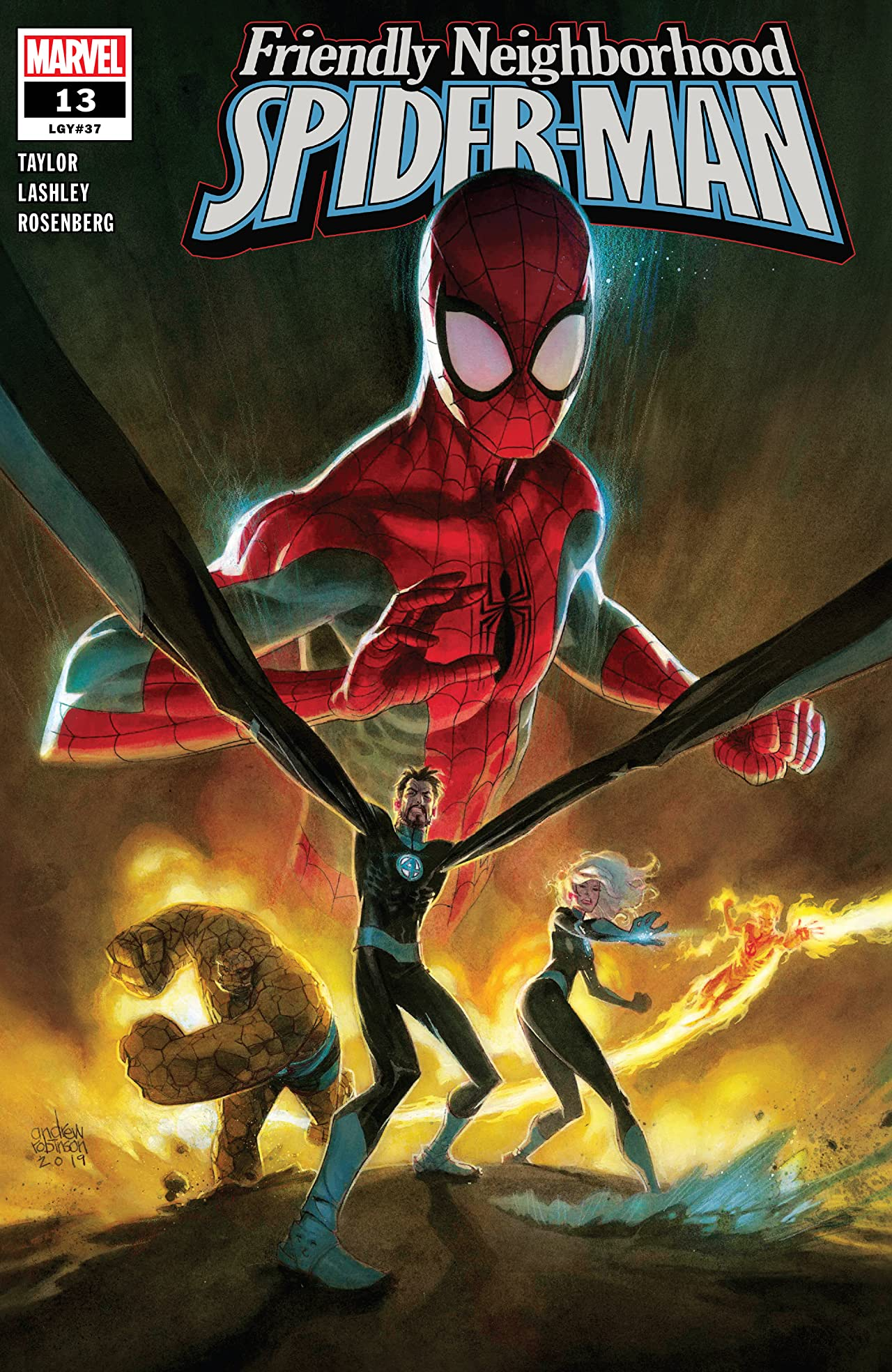 Friendly Neighborhood Spider-Man (2019-) No.13
