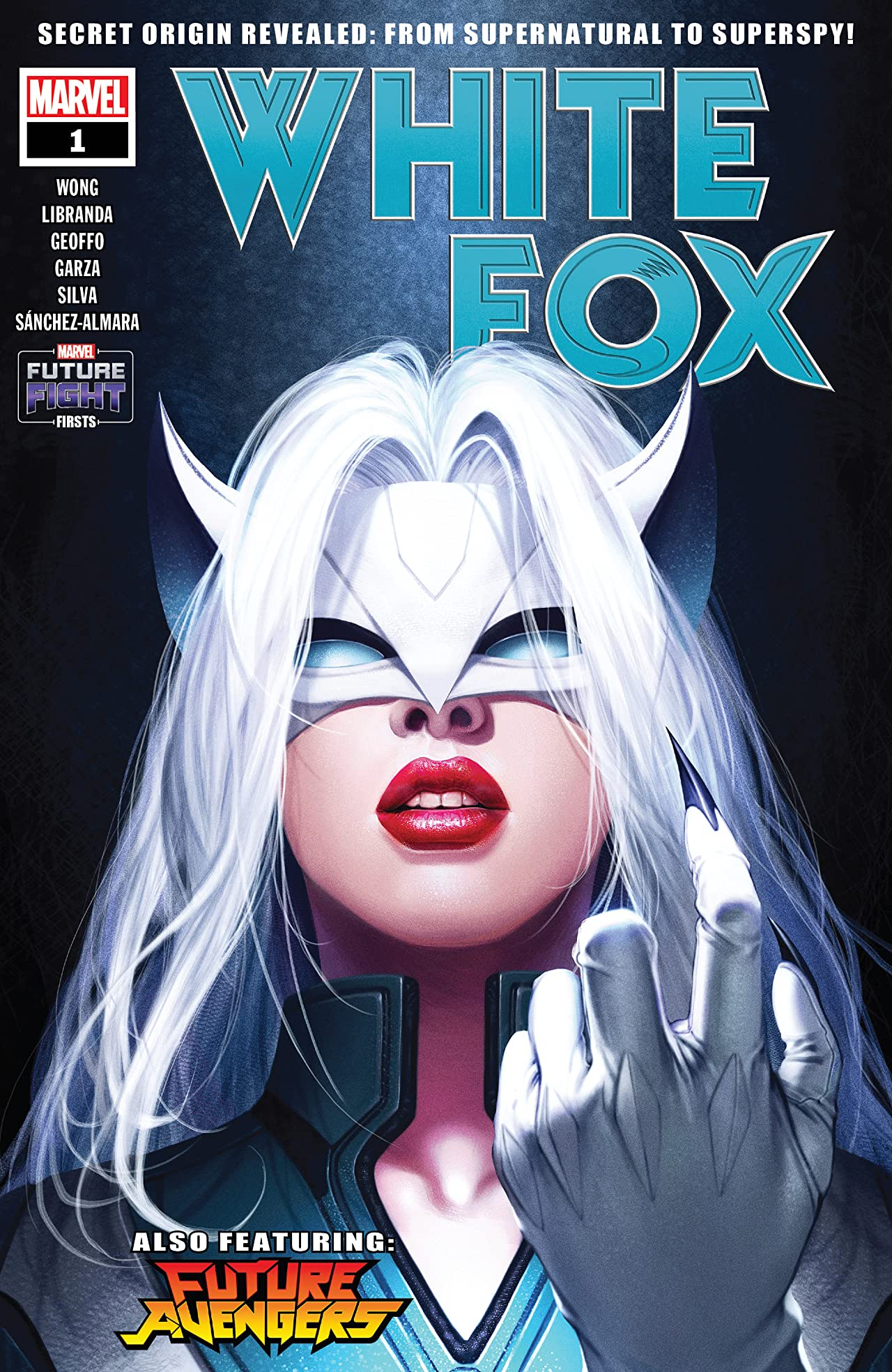 Future Fight Firsts: White Fox (2019) #1