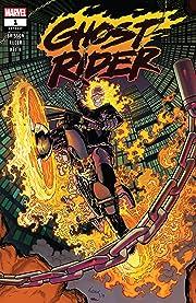 Ghost Rider (2019-) #1
