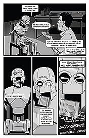 Copernicus Jones: Robot Detective #2