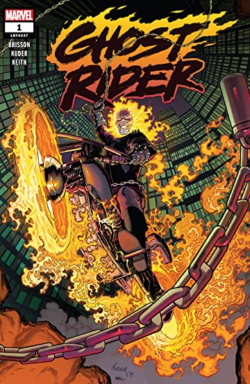 Ghost Rider (2019-) #1: Director's Cut
