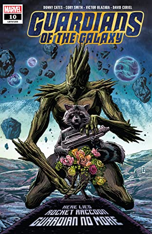 Guardians of the Galaxy (2019-) No.10
