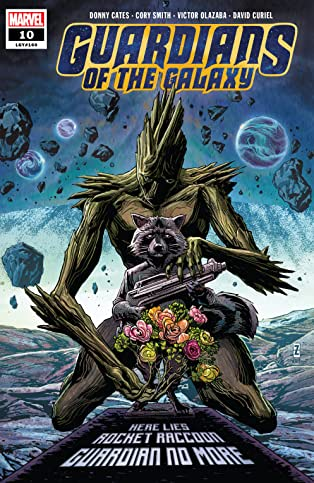 Guardians of the Galaxy (2019-) #10