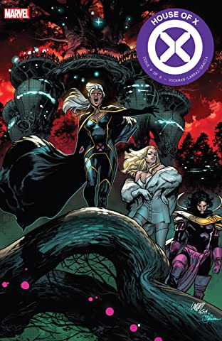 House Of X (2019) #6 (of 6)