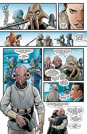 Journey To Star Wars The Rise Of Skywalker Allegiance 2019 2 Of 4 Comics By Comixology