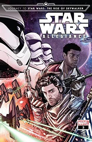 Journey To Star Wars: The Rise Of Skywalker - Allegiance (2019) #3 (of 4)