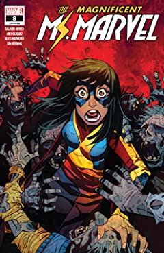 Magnificent Ms. Marvel (2019-) #8