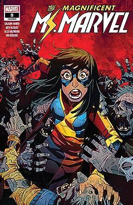 Magnificent Ms. Marvel (2019-) #8