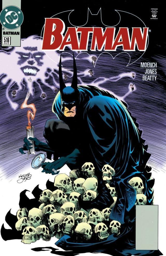 Batman (1940-2011) #516