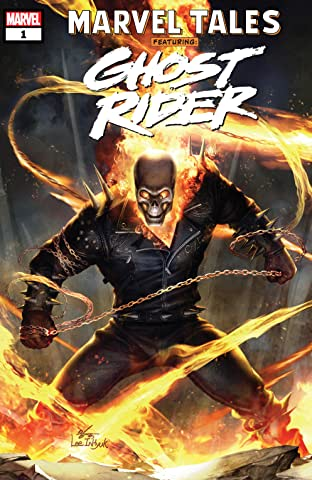 Marvel Tales: Ghost Rider (2019) #1